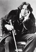 writing Oscar Wilde