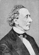 writing Hans Christian Andersen